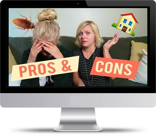 PROS AND CONS OF LIVING IN AN APARTMENT